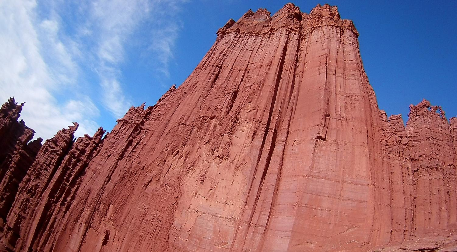 Fisher towers 1