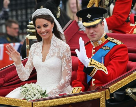 The Arrival of Prince Louis