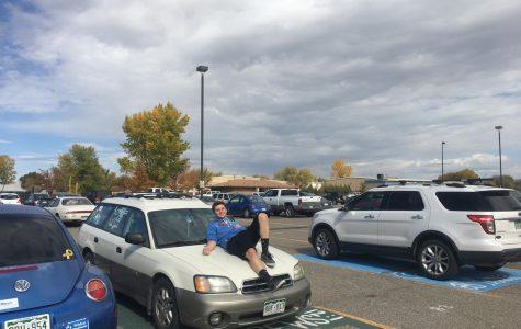 Parking Lot Overflow