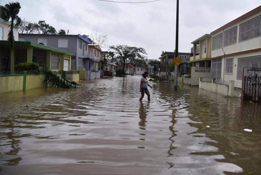 Puerto Rico Flood
