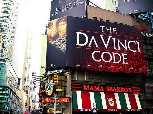 """The Da Vinci Code"""