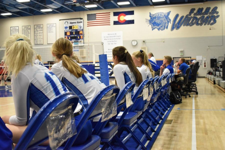 Determined to Dominate- Varsity Volleyball Predictions