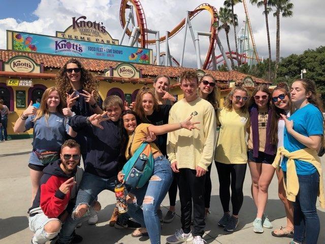California Dreamin': Younglife CA 2019