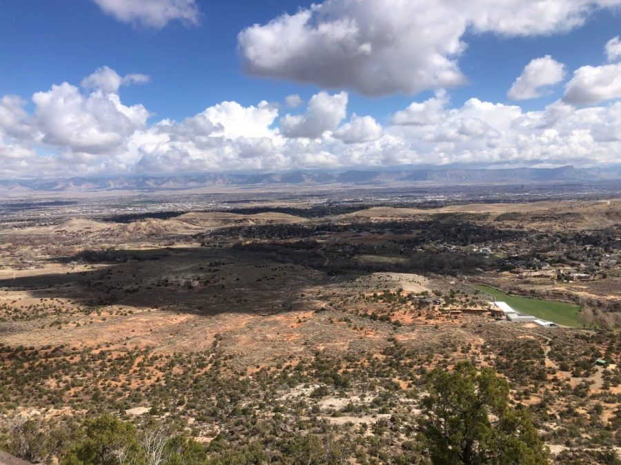 Hiking is good for the body and the mind